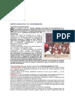 DECRETO LEGISLATIVO Nº1015 ANTICOMUNIDADES
