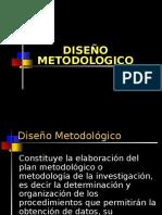 Tema 10 Diseño Metodologico