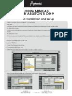 Ableton-Minilab