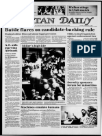 Spartan Daily December 4 1984