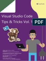 VisualStudioCode TipsAndTricks Vol.1