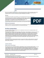 Hardtop CA Technical Data sheet