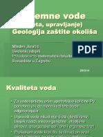 06 Podzemne Vode Kvaliteta