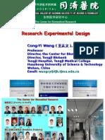 Experiemtnal Design and Grantsmanship (1)