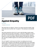 Against Empathy _ Boston Review