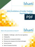 Insider Trading Bharti