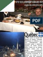 un peu plus de l'entrepreneur Canadian Denis Vincent