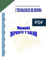 Manual Deporte Y Salud