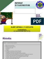 Referat Rhinitis Vasomotor %5b GLORY%5d