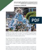 El Vestuario de La Virgen de La Candelaria
