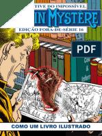 Martin Mystere Fanzine 16