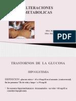 ALTERACIONES METABOLICAS 2