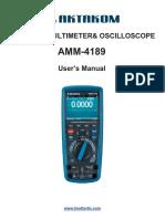 Amm-4189 User Manual (Cem Dt-9989)