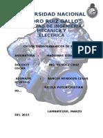 Ciclos Termodinamocos - Bances Mendoza y Nicola Puyen