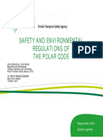 Polar Code Solas and Marpol