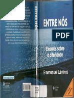 Emmanuel Lévinas - Entre nós, ensaios sobre a alteridade.pdf