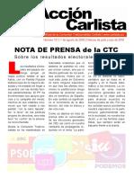 Acción Carlista 131