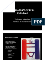 Capillaroscopie Dr Pierre SINTES