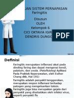 Presentation1 faringitis