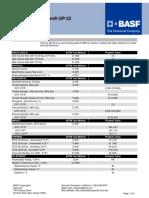 ABS Telluran GP22 - Datasheet
