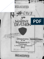 WWII 3rd Marines Div - Bougainville