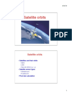 Satellite Lecture