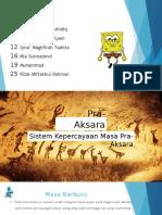 Kepercayaan di Masa Pra-Aksara.pptx
