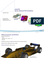 Ansa Meta for Cfd Presentation