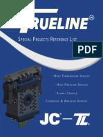 Trueline Reference Catalog KGV