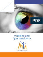 Migraine and Light Sensitivity