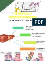 Enzimologia Hepatica Degrabaaaa