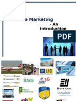 Ch-1 an Introduction to Service Marketing