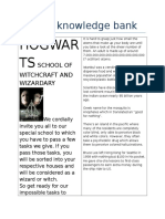 7th a Knowledge Bank