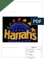 CRM Harrahs Assignment