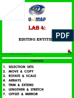 Lab 4 AutoCAD 2015