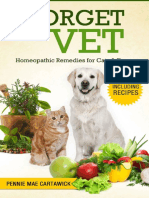 FORGET the VET_ Homeopathic Rem - Pennie Mae Cartawick