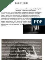 DEPRESION (DEP) Presentacion