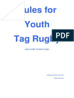 Tag Rules Junior