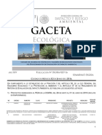 gaceta_27-16 gaceta ecologica impacto ambiental