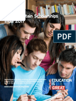 Great Scholarships India Guide 2017