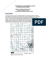 Beal City Sanitary Sewer Survey Report Final