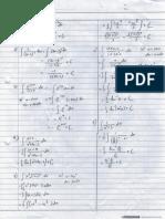 高三微积分作业4