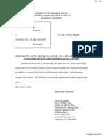 PA Advisors, LLC v. Google Inc. et al - Document No. 142