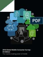 Us Global Mobile Consumer Survey 2016 Executive Summary