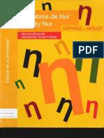 Los Libros de Nur. Español-Wolof