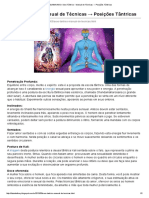 Sexo Tântrico - Manual de Técnicas e Posições Tântricas