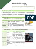 Guía de Aprendizaje de Biología