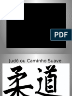 Curso de Judo