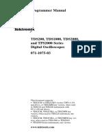TDS200 Programer