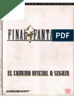 Guia Final Fantasy IX